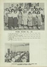 1949 East Palestine High School Yearbook Page 30 & 31