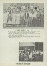 1949 East Palestine High School Yearbook Page 32 & 33