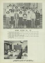 1949 East Palestine High School Yearbook Page 34 & 35
