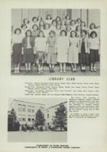 1949 East Palestine High School Yearbook Page 52 & 53