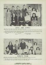 1949 East Palestine High School Yearbook Page 56 & 57