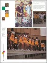 2002 Woodrow Wilson High School Yearbook Page 16 & 17
