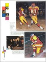 2002 Woodrow Wilson High School Yearbook Page 36 & 37
