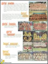 2002 Woodrow Wilson High School Yearbook Page 160 & 161