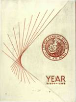 1961 Yearbook Loyola Academy