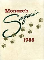 1988 Yearbook Monte Vista High School