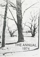 1974 Yearbook Ithaca High School