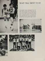 1980 James Garfield High School Yearbook Page 100 & 101