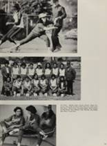 1980 James Garfield High School Yearbook Page 106 & 107
