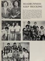 1980 James Garfield High School Yearbook Page 118 & 119