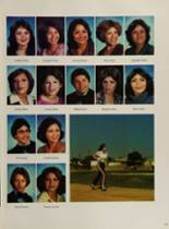 1980 James Garfield High School Yearbook Page 132 & 133