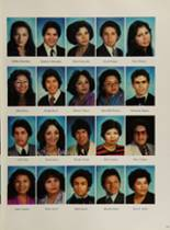 1980 James Garfield High School Yearbook Page 136 & 137