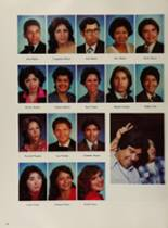 1980 James Garfield High School Yearbook Page 142 & 143