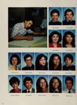 1980 James Garfield High School Yearbook Page 150 & 151