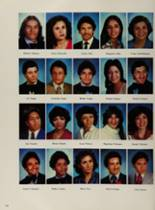1980 James Garfield High School Yearbook Page 154 & 155