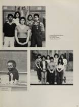 1980 James Garfield High School Yearbook Page 162 & 163