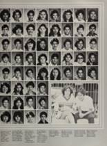 1980 James Garfield High School Yearbook Page 166 & 167