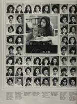 1980 James Garfield High School Yearbook Page 168 & 169
