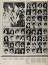 1980 James Garfield High School Yearbook Page 186 & 187