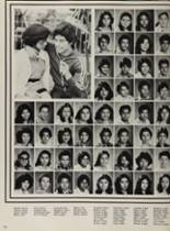 1980 James Garfield High School Yearbook Page 188 & 189