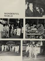 1980 James Garfield High School Yearbook Page 208 & 209