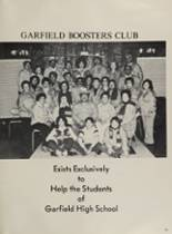 1980 James Garfield High School Yearbook Page 212 & 213