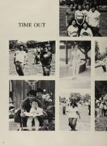 1980 James Garfield High School Yearbook Page 218 & 219