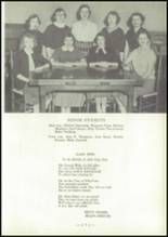 1954 Central High School Yearbook Page 12 & 13