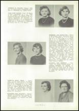 1954 Central High School Yearbook Page 18 & 19