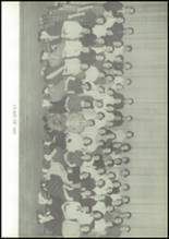 1954 Central High School Yearbook Page 28 & 29