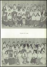1954 Central High School Yearbook Page 30 & 31
