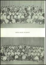 1954 Central High School Yearbook Page 32 & 33