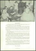 1954 Central High School Yearbook Page 36 & 37