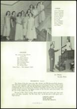 1954 Central High School Yearbook Page 38 & 39