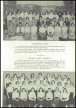 1954 Central High School Yearbook Page 44 & 45