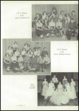 1954 Central High School Yearbook Page 46 & 47