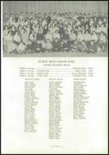 1954 Central High School Yearbook Page 48 & 49