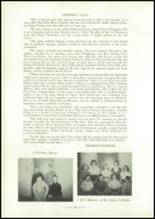 1954 Central High School Yearbook Page 50 & 51