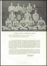 1954 Central High School Yearbook Page 52 & 53