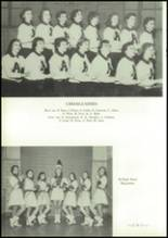 1954 Central High School Yearbook Page 54 & 55
