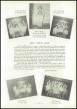 1954 Central High School Yearbook Page 58 & 59