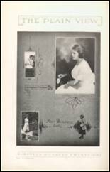 1921 Plainview High School Yearbook Page 78 & 79