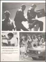 1984 Hall High School Yearbook Page 26 & 27