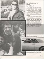 1984 Hall High School Yearbook Page 34 & 35