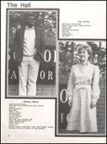 1984 Hall High School Yearbook Page 46 & 47