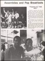 1984 Hall High School Yearbook Page 48 & 49