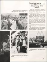 1984 Hall High School Yearbook Page 54 & 55
