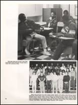 1984 Hall High School Yearbook Page 80 & 81