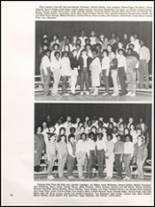 1984 Hall High School Yearbook Page 82 & 83