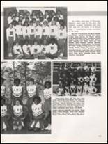 1984 Hall High School Yearbook Page 116 & 117